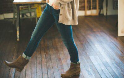 Jak a s čím nosit dlouhý svetr