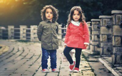 Jak správně oblékat dítě na procházku