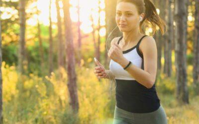 Jak vybrat běžeckou podprsenku