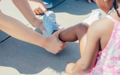 Jak vybrat vhodnou obuv pro dítě do školky
