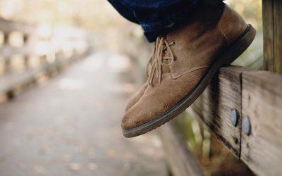 Jak vyčistit semišové boty, aby vypadaly jako nové
